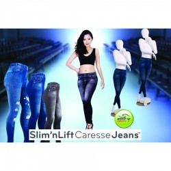 Slim 'n' Lift Caresse Jeans