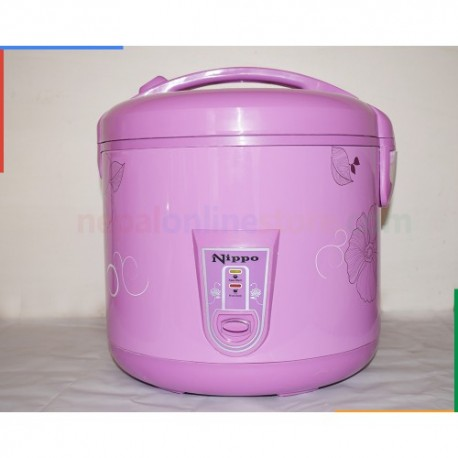 Nippo Rice Cooker with beautiful body 2.8 liter