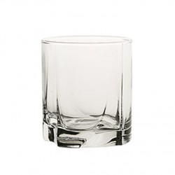 Pasabahce Luna Whisky Glass (368 ml)-6 Pcs