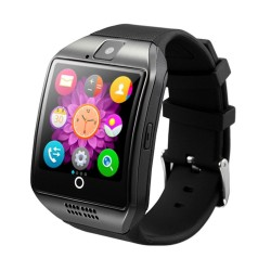 Q18 Smartwatch Touch Screen Camera
