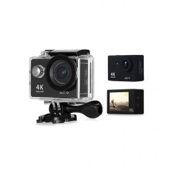 4K Ultra HD WiFi Waterproof Action Digital Camera