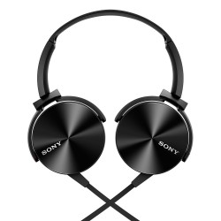 Sony Extra Bass On-ear Headphone with mic