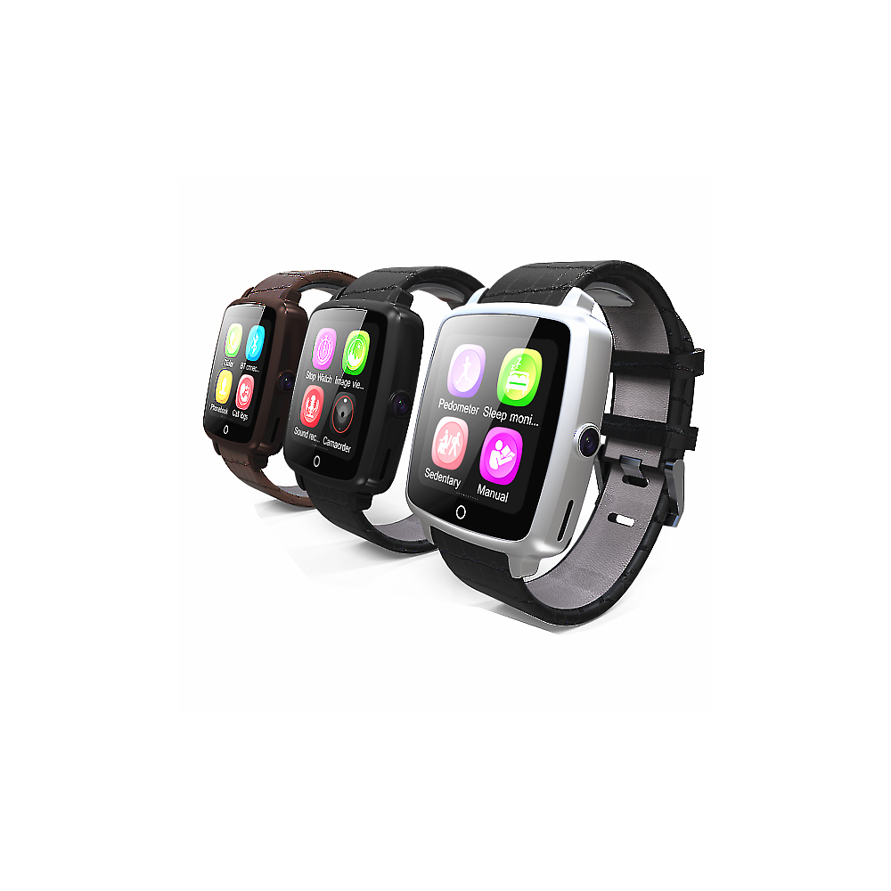 Buy U11C GSM/SIM Bluetooth Smart Watch Online in Nepal