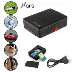 Global Locator Mini A8 Real Time Car Kids GSM/GPRS/GPS Tracker Device