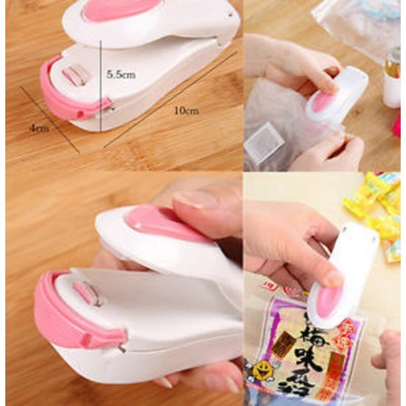 Mini Portable Plastic Bag Sealer