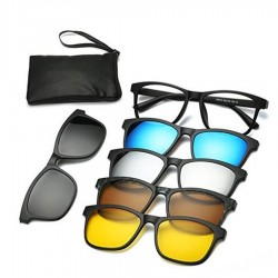 5 IN 1 MAGNETIC SUNGLASSES LENS