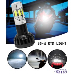 Universal bike RTD LED Headlight Bulb