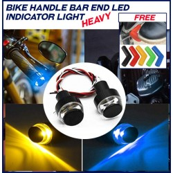 Bike Handle Bar LED Turn Signal Indicators