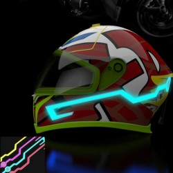 Motorcycle Helmet EL Cold Light Mod Kit