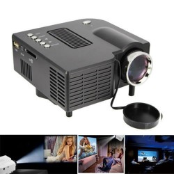 UC28 Plus 1080P LED LCD Wired 48 Lux Projector