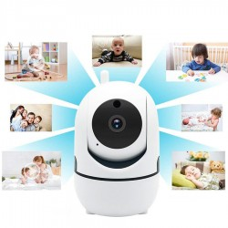 Two-way audio IP Camera