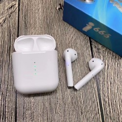 i666 TWS Wireless Charging BlueTooth 5.0 Earphone
