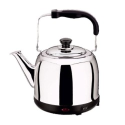 ElectroMax Stainless Steel Electric Kettle - 6 ltr (TP-1036)