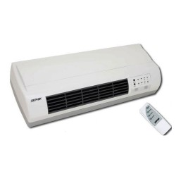 ZEPHIR Electric Room Heater with Remote