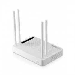 TOTOLINK AC1200 Wireless Dual Band Gigabit Router with USB Port A2004NS