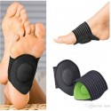 2pcs/pair Strutz Feet Cushioned Arch Support Shock Absorbing Foot Flat Plantar Heel Feet Cushioned