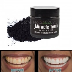 Miracle Teeth Whitener Activated Natural Whitening