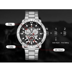 NAVIFORCE last Men Wristwatch NF9158