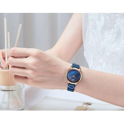 TAKE SIMPLE AS BEAUTY-NAVIFORCE new arrival nf5008 lady's watch
