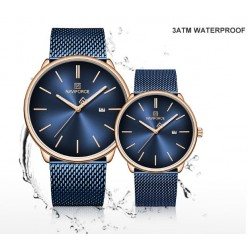 NAVIFORCE Couple watch NF3012