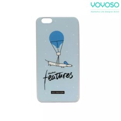 YOYOSO Flying Mouse Printed Mobile Cover For Iphone 6