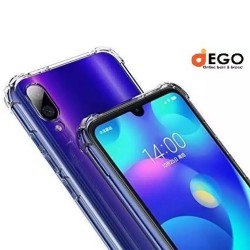 Redmi Note 7 Pro [Crystal Clear]- Ultra-Thin Case