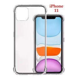 Apple iPhone 11 [Crystal Clear]- Ultra-Thin, Slim Soft TPU Silicone Protective Transparent Case