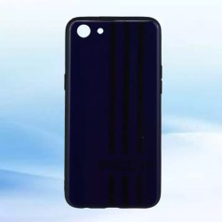 Oppo A83 Colorful TPC Back Painting Soft Rubber Edge Cover Case