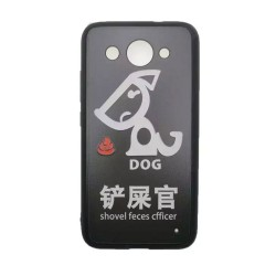 Huawei Y3 ( 217 & 2018) TPC Painting Soft Cover Case