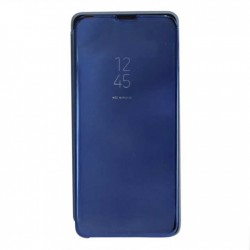 Blue Flip Cover For Samsung S10+