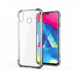 Samsung Galaxy A20s Transparent Back Protection Clear Cover Case