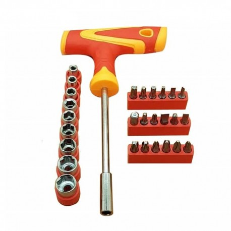 Sock Screwdriver Set 28 Pcs