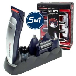 Gemei GM-591 Rechargeable Grooming Kit For Men