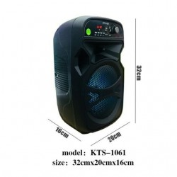 KTS-1061 Wireless speakers