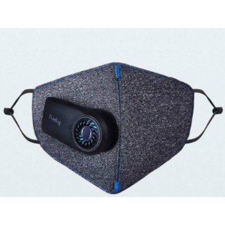 Purely Anti-Pollution Air Mask with Filter and Fan