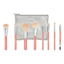 SEPHORA COLLECTION ADVANCED BRUSH SET FACE AND EYE MAKEUP BRUSH SET