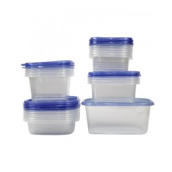 20 Piece Storage Containers Including LIDS