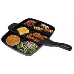 As seen on Tv Magic Pan - 5 In 1- Black