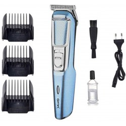Pro Gemei GM-6077 Electric Rechargeable Professional Hair And Beard Trimmer