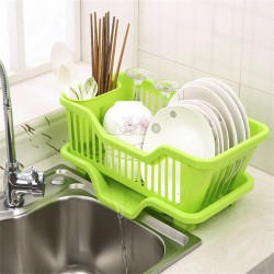 Dish Drainer Drying Rack