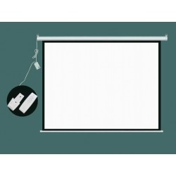 xLab XPSER-120 Projector Screen - Electric Motorized RF