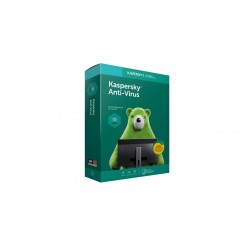 Kaspersky Anti-Virus 2019 (1 PC/1 Year)