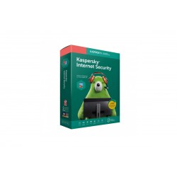 Kaspersky Internet Security 2019(1 PC/1 Year)