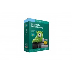 Kaspersky Total Security 2019 (1 PC/1 Year)