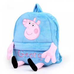 Peppa Pig Kids Cartoon Travel Shoulder Bags School Backpacks