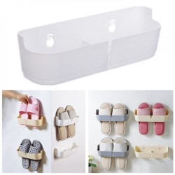 Wall Shoe Space Door Hanging Organizer Rack Wall Bag Storage Closet Holder