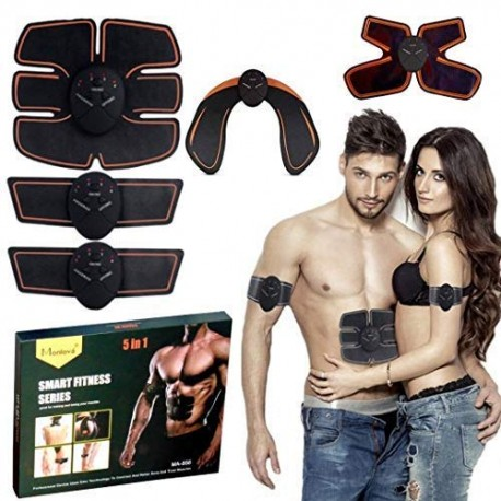 5 in 1 smart fitness series