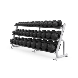 3-tier Flat-tray Dumbbell Rack MG-A688