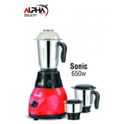 Alpha Home Mixers & Grinder Sonic 650 watt