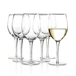 6 PC Wine Glass